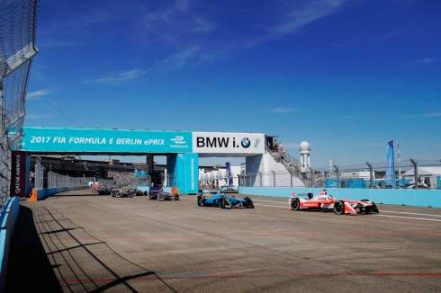 Berlin ePrix 2017(c)Zak Mauger/LAT/Formula E