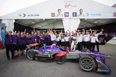 DS Virgin Racing (c)DS