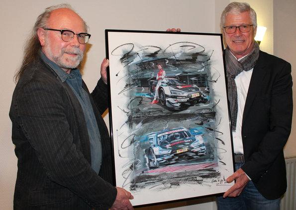 Walter-Heinz Glaß, Arno Zensen (c)Audi