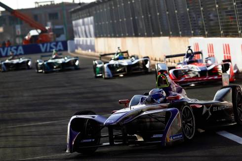 DS Virgin Racing is hoping for further success during the inaugural Santiago E-Prix (c)DS Virgin