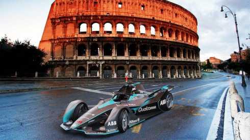 Formel E Generation 2 (c)FIAFormulaE