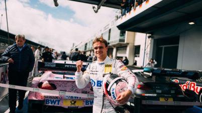 Lucas Auer,2017 Nürburgring, (c)Mercedes