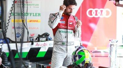 Lucas di Grassi,Formula E, Santiago E-Prix 2018 (c)Audi