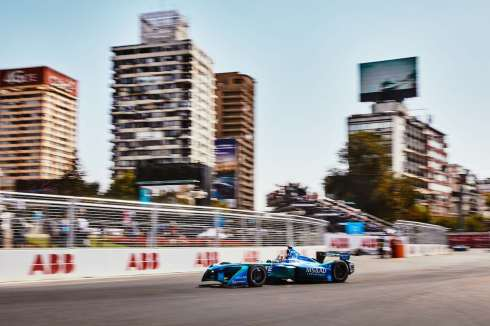 GFelix da Costa,Andretti in Santiago (c)BMW