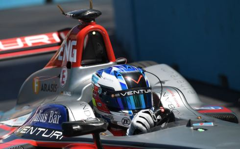 Maro Engel,2017/2018 FIA Formula E Championship.(c)FIAFormulaE