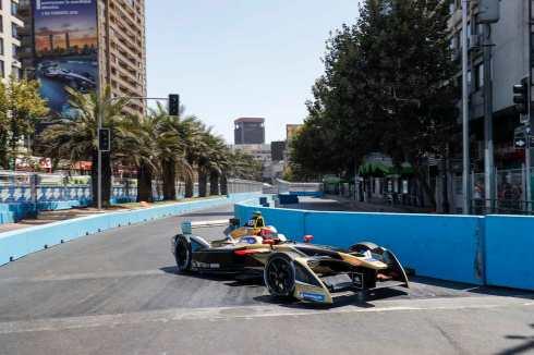 Sieger Vergne Santiago ePrix (c)FiaFormulaE