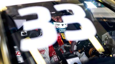 Rene Rast,Startnummer 33 (c)DTM