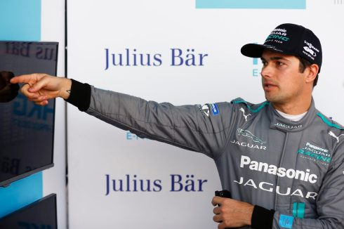 Nelson Piquet_Hongkong_2018(c)FIAFormulaE