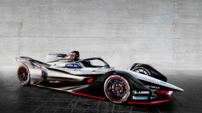 Nissan Formel E (c)Nissan Motorsport