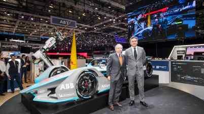 Jean Todt und Alejandro Agag,2017/2018 FIA Formula E Championship (c)FIAFormulaE