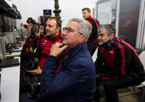 Rupert Stadler,Formula E, Paris E-Prix 2018 (c)Audi