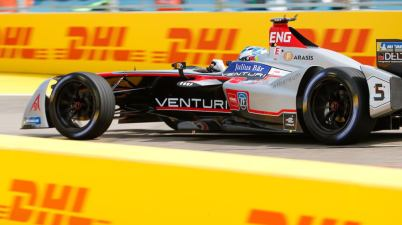Maro Engel (GER), Venturi Formula E, Venturi VM200-FE-03 (c)FiaformulaE