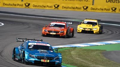 Motorsports: DTM race Hockenheimring, Saison 2018 - 1. Event Hockenheimring, GER, Gary Paffett ( GBR, Mercedes HWA AG ),Motorsports: DTM race Hockenheimring (c)DTM