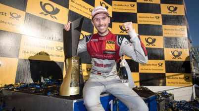 Motorsports: DTM race Hockenheimring, Saison 2017 - 9. Event Hockenheimring, GER,Motorsports: DTM race Hockenheimring (c)DTM