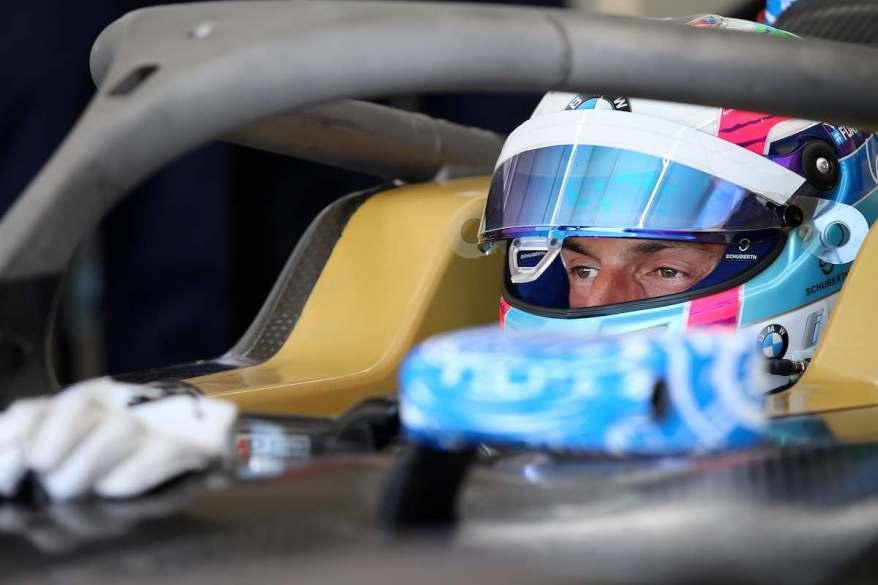 Calafat (ESP) 17th April 2019. BMW i. Testing. Bruno Spengler (CAN) BMW iFE.18, ABB FIA Formula E Championship.,Spengler im Gen2 in Calafat(c)BMW