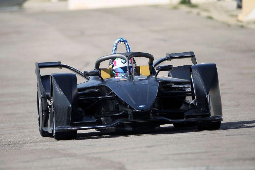 Calafat (ESP) 19th April 2018. BMW iMotorsport, BMW i, Bruno Spengler (CAN) BMW iFE.18, ABB FIA Formula E Championship. (c)BMW