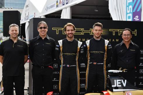 Techeetah,2017/2018 FIA Formula E Championship. (c)FiaFormulaE