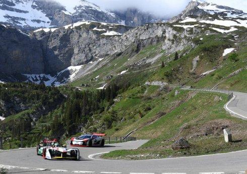 Audi e-tron FE04, Audi e-tron Vision Gran Turismo,Formula E, Zurich E-Prix 2018 (c)Audi