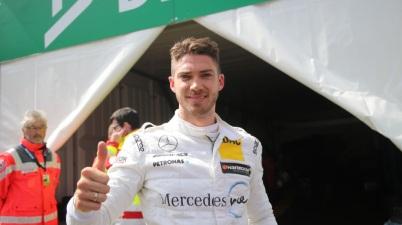 Edoardo Mortara siegt 2018 Norisring(c)Mercedes