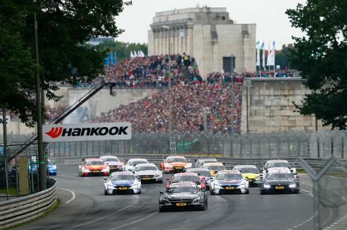 Motorsports: DTM race in Nürnberg (C)MCN NÜRNBERG
