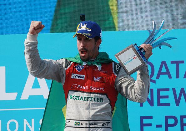 Lucas di Grassi,Formula E, New York E-Prix 2018 (c)Audi