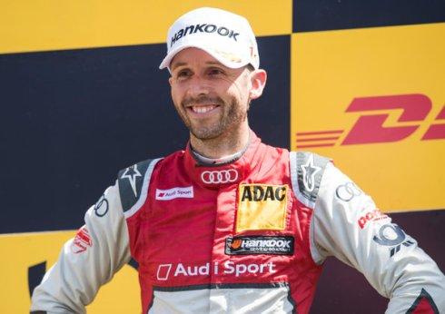 René Rast,DTM Zandvoort 2018 (c)Audi