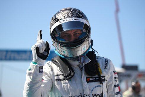 Gary Paffett, 2018 Zandvoort (c)Mercedes,Hans-Dieter Seufert