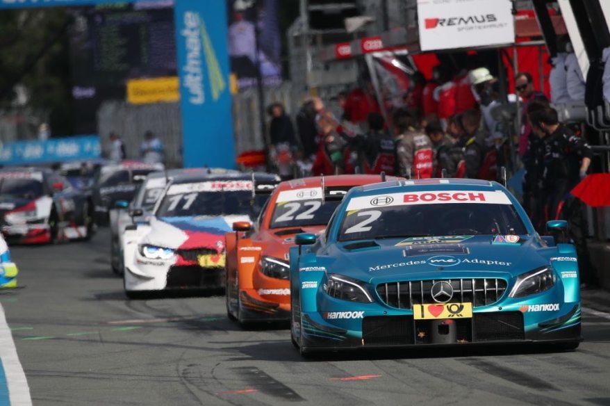 Mercedes am 2018 Norisring (c)Mercedes