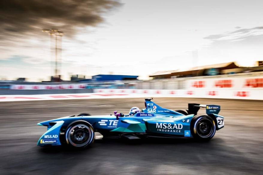 Stephane Sarrazin in NYC 2018 (c)BMW
