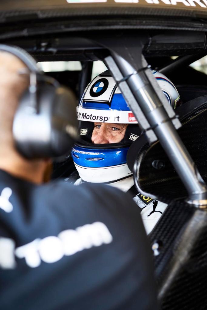 Alessandro Zanardi (c)BMW