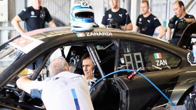 Ale Zanardi BMW (c)BMW