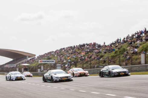 Motorsports: DTM race Zandvoort (c)DTM