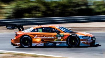 Hoffmann Group Audi RS 5 DTM #53 (Audi Sport Team Rosberg), Jamie Green,DTM Zandvoort 2018 (c)Audi