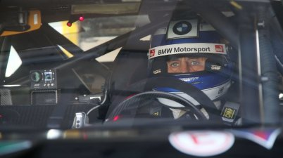 Vallelunga (ITA) 07th August 2018. BMW Motorsport, Testing, Alessandro Zanardi (ITA) BMW M4 DTM(c)BMW