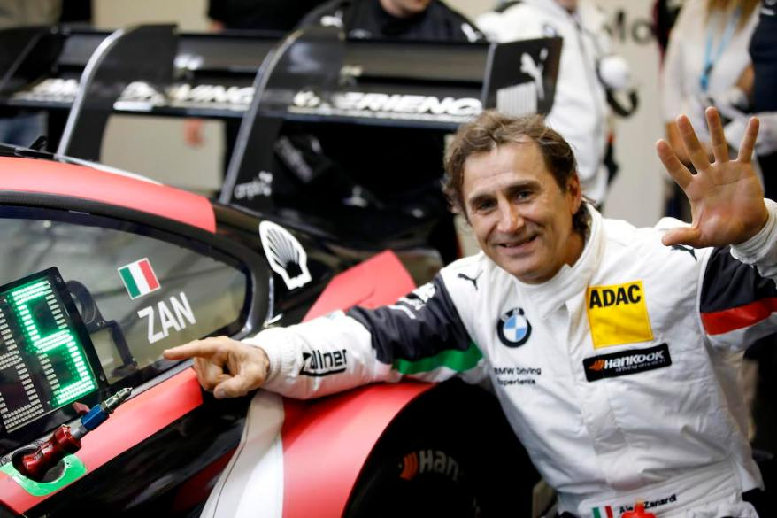 Misano (ITA) 26th August 2018. BMW M Motorsport, DTM, Round 7, Alessandro Zanardi (ITA), BMW M4 DTM, BMW Team RMR (c)BMW