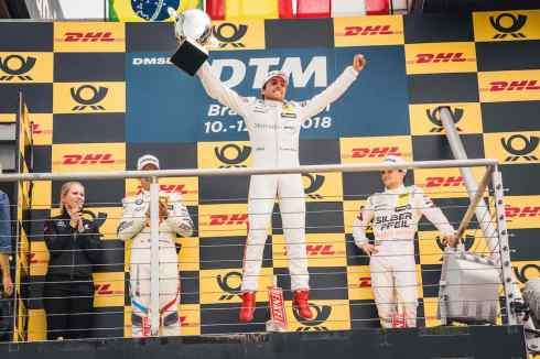 Daniel Juncadella,2018 Brands Hatch, Samstag - (c)Mecedes,Sebastian Kawka