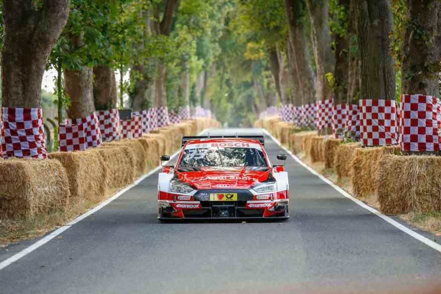 Mike Rockenfeller im Audi RS5 DTM (c)DTM