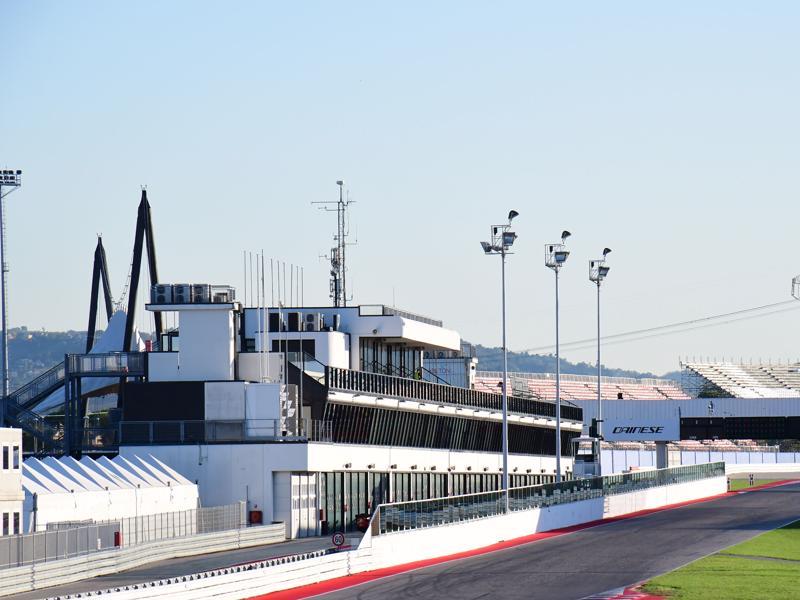 Misano Circuit (c)DTM