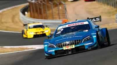 #2 Gary Paffett, Mercedes-AMG C 63 DTM,DTM Zandvoort Circuit 2018, Zandvoort (c)DTM