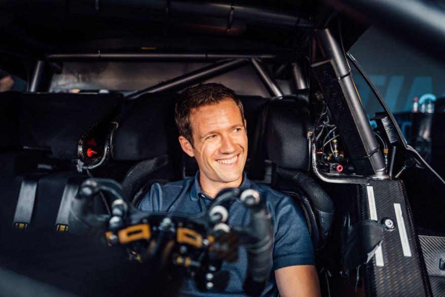 Sebastien Ogier,2018 Zandvoort (c)Mercedes, - Stephen Reuß