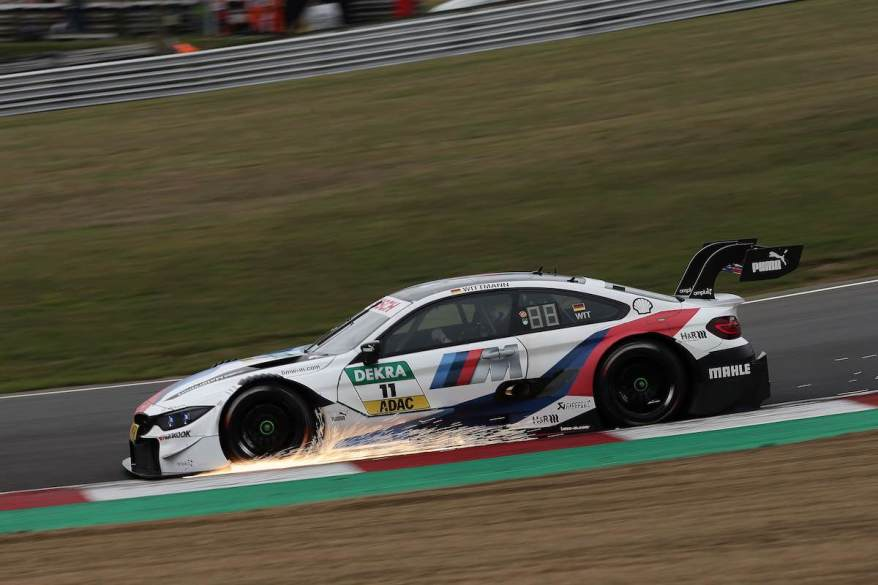 Brands Hatch (GBR) 12th August 2018. BMW Motorsport, Race 12, Marco Wittmann (GER) BMW Driving Experience M4 DTM(c)BMW