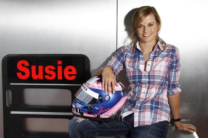 Susie Wolff(c)Mercedes