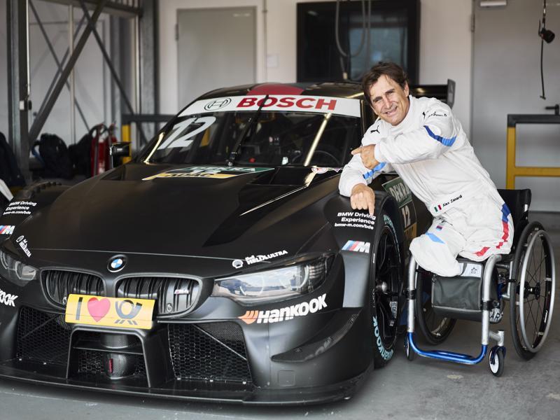 zanardi_im BMW 4 DTM (c)BMW