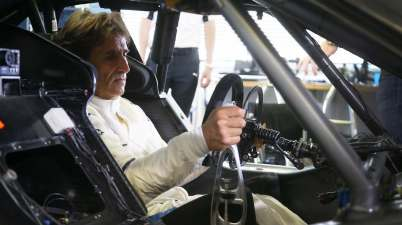 Munich (GER) 26th June 2018. BMW M Motorsport, Alessandro Zanardi (ITA), Seat fit BMW M4 DTM(c)BMW