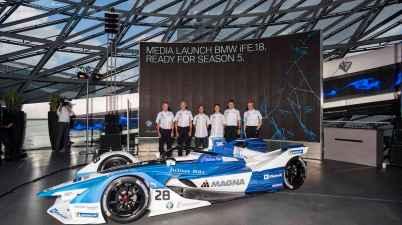 BMW Formel E Team (c)BMW