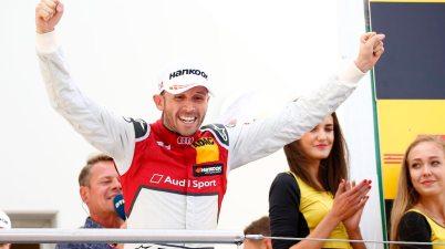 #33 René Rast, Audi RS5 DTM,DTM Nuerburgring 2018 (c)DTM