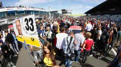 Nuerburg: DTM Nuerburgring 2018 on September, 9, 2018, (Photo by Hoch Zwei) Rene Rast ( D, Audi Sport Team Rosberg ),DTM Nuerburgring 2018 (c)DTM