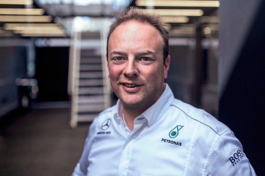 Der Teamchef Ulrich Fritz (c)Mercedes