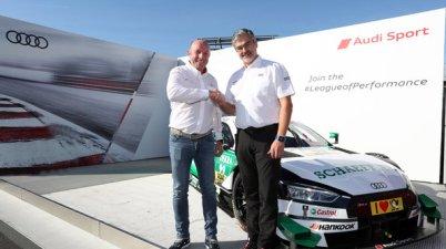 Vincent Vosse, Dieter Gass,DTM Hockenheim II 2018 (c)DTM