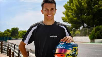 Nissan e.dams signs Buemi and Albon for Formula E debut (c)Nissan